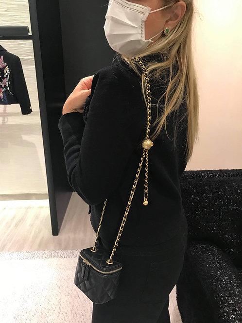 Brand New Chanel Mini Vanity Case
