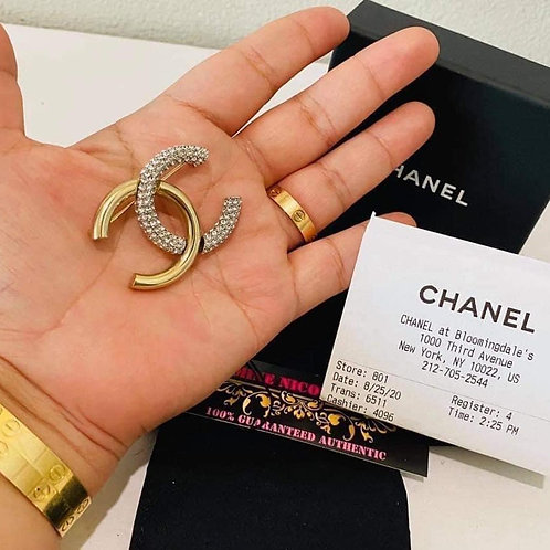 Brand New 20S Chanel Brooch Pin