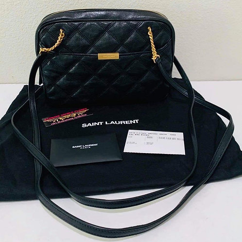 Brand New YSL Quilted Shoulder Bag