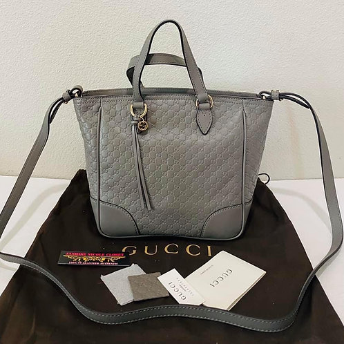 Brand New Gucci Mini Tote Crossbody Bag