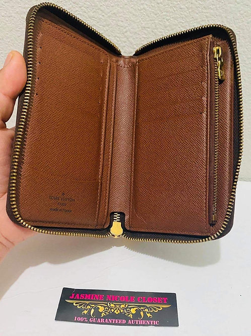 LV Zippy Old Style Wallet