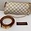 Thumbnail: LV Eva Azur Crossbody Bag