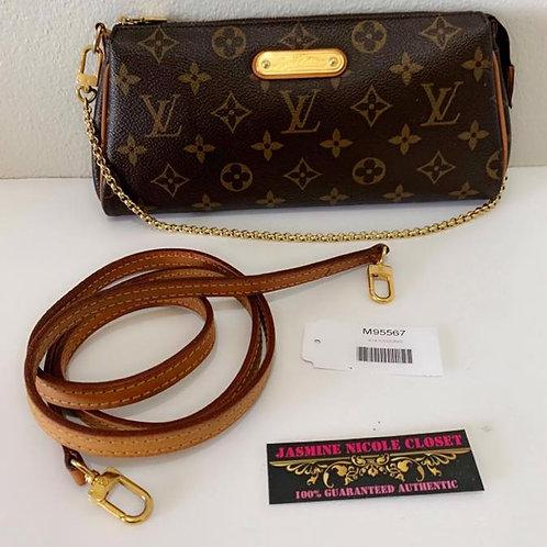 Pre Owned Rare Authentic LV Eva Bag