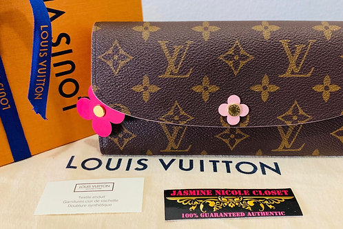 LV Emilie Flower Wallet