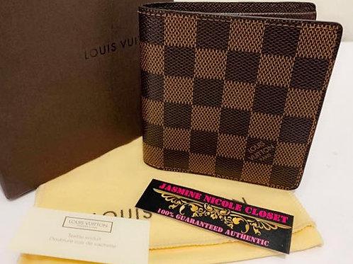 Excellent Condition Authentic LV Mens Wallet