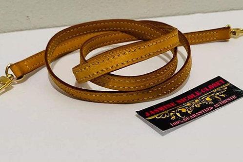 Authentic LV Vachetta Long Strap 47 inches