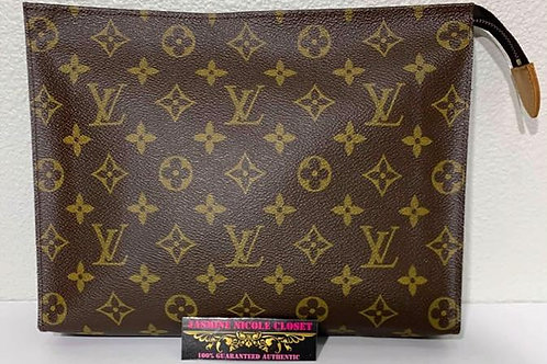 Pre Owned Rare Authentic LV Toiletry Pouch 26