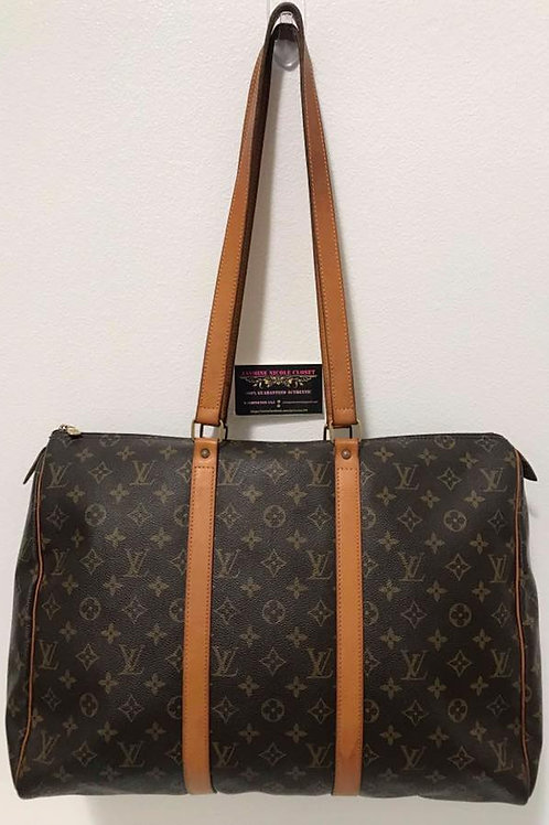 Pre Owned Authentic LV Flanerie 45 Overnight Bag