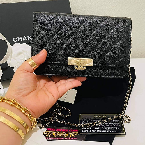 Brand New Chanel 21P WOC