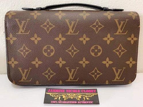 LV Zippy XL Mono Wallet