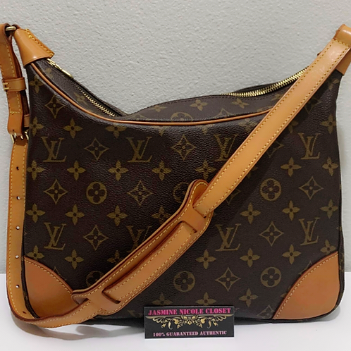 LV Boulogne 30 Shoulder Bag