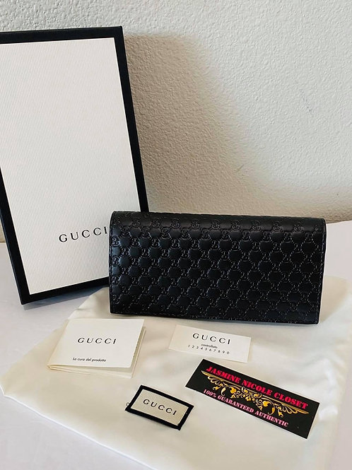 Brand New Gucci Long Wallet