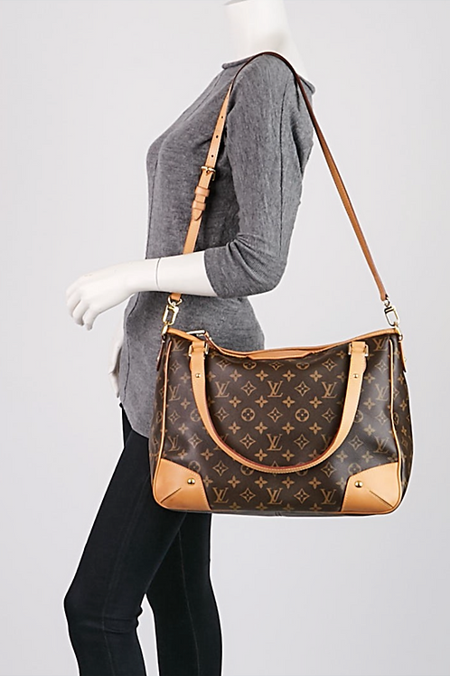 LV Estrela MM Shoulder Bag Mono