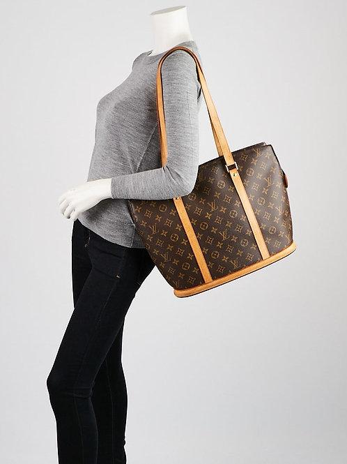LV Babylone Tote Shoulder Bag