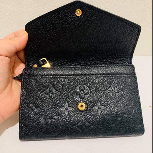 LV Compact Curieuse Noir Wallet