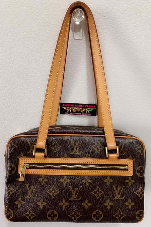 LV Cite MM Shoulder Bag
