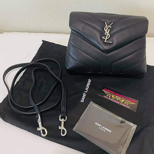 Brand New YSL Toy Loulou Cross Body Bag