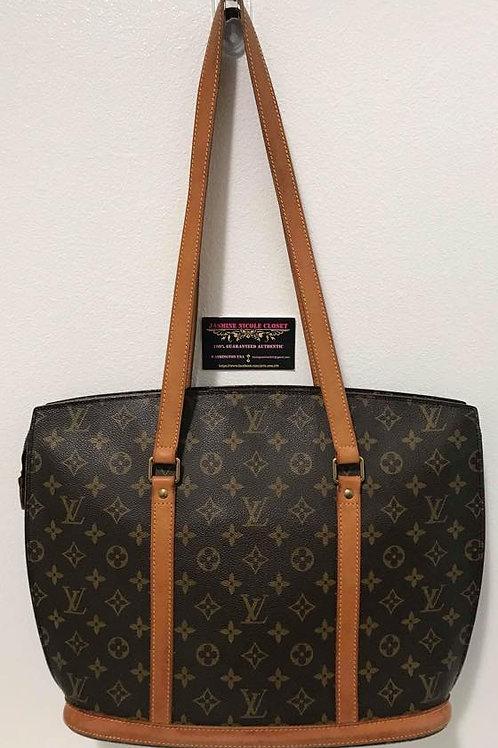 Pre Owned Babylone Shoulder Tote Bag