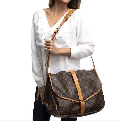 LV Saumur 35 Crossbody Bag