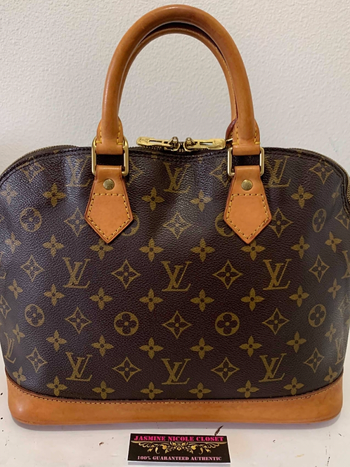 LV Alma Bag PM