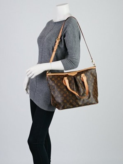 LV Palermo PM Shoulder Bag