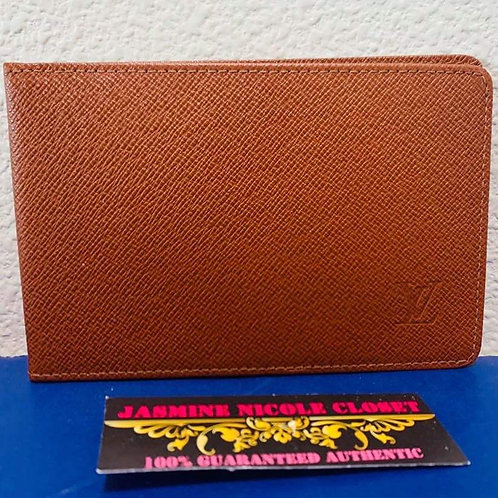 LV Bifold ID Card Holder