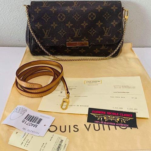 LV Favorite MM Crossbody Bag