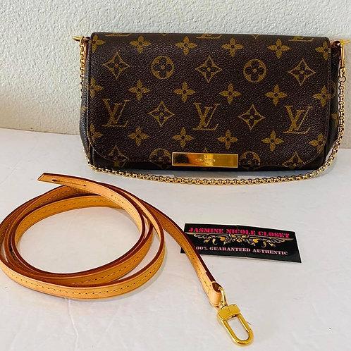 LV Favorite PM Crossbody Bag