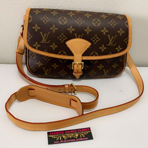 LV Sologne Crossbody Bag