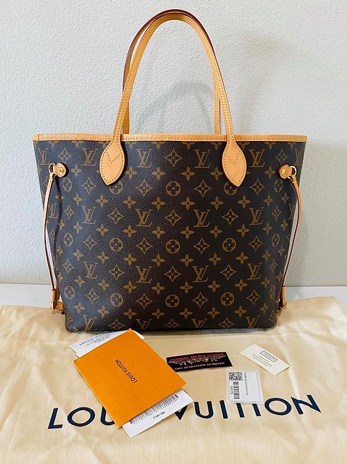 LV Neverfull  Pivoine MM