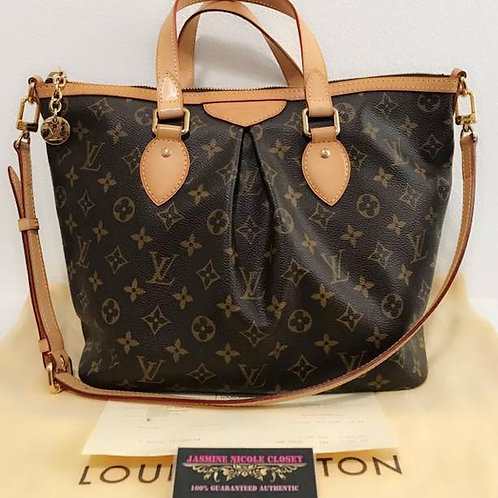 Pre Owned Authentic LV Palermo PM