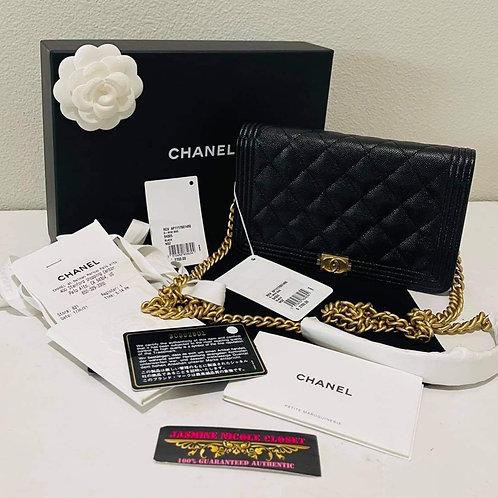 Brand New Chanel  WOC Boy