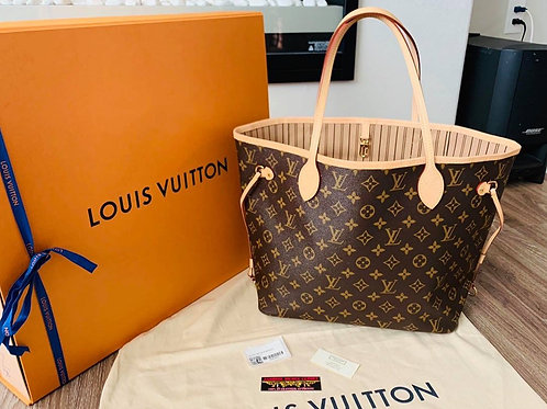 Brand New LV Neverfull MM