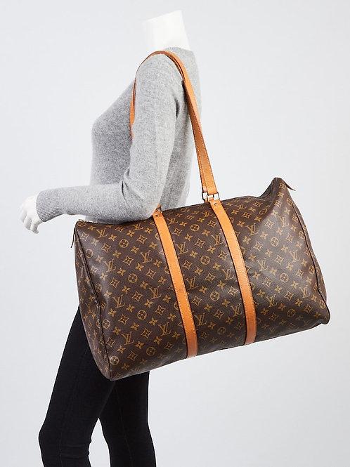 LV Flanerie 50 Overnight Bag