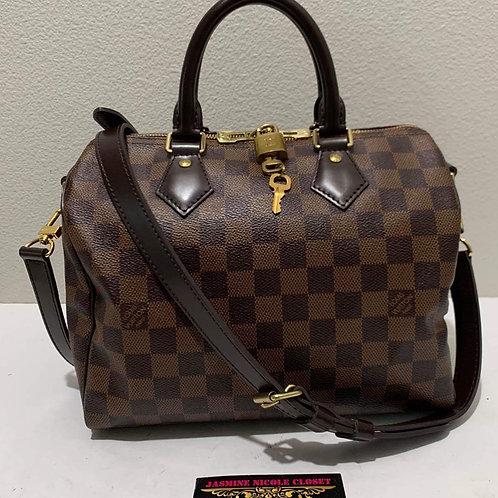 LV Speedy 25B  Crossbody Bag
