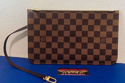 LV Neverfull Pouch GM/ MM