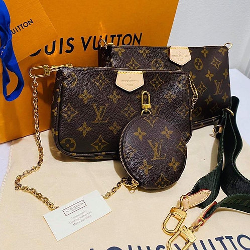 2020 Authentic Hard to find Brand New LV Multi Pochette