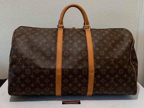 LV KEEPALL 55  Duffle Bag