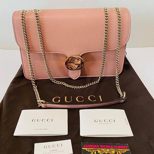 Brand New Medium Gucci Crossbody Bag