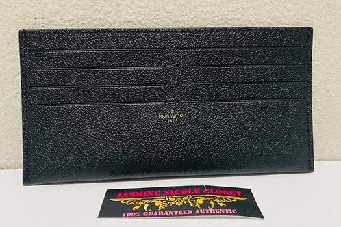 Brand New  LV Card Holder Noir