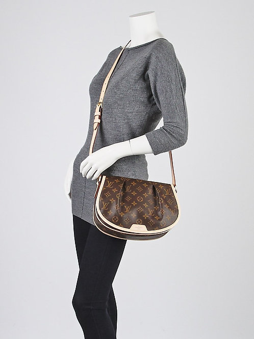 LV Menilmontant PM Crossbody Bag
