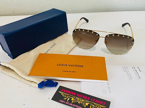 LV Metal Frame The Party Sunglasses