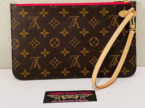 LV Neverfull Pouch GM/MM