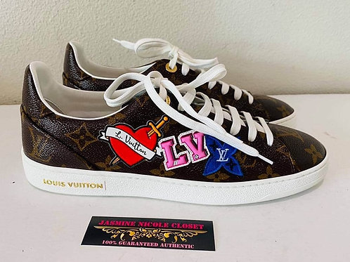 LV Sneakers Size 37.5