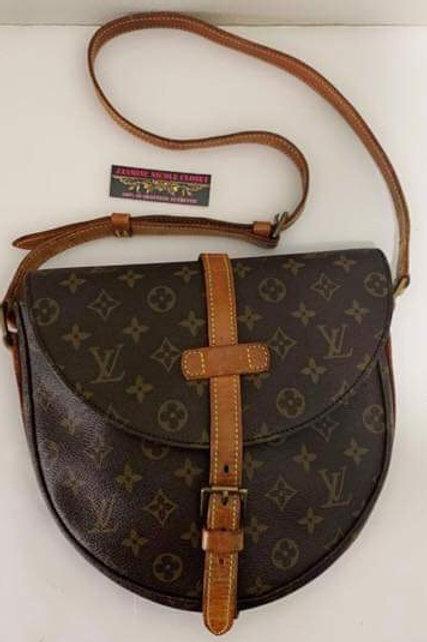 LV Chantilly GM  Crossbody Bag