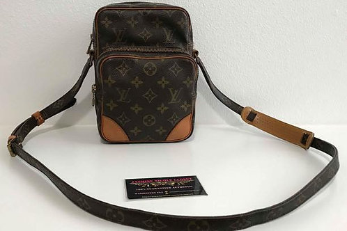 Pre Owned Amazon Crossbody Bag
