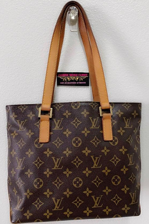 LV Cabas Piano Shoulder Bag