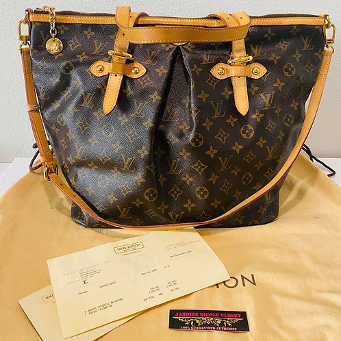 LV Palermo GM Shoulder Bag