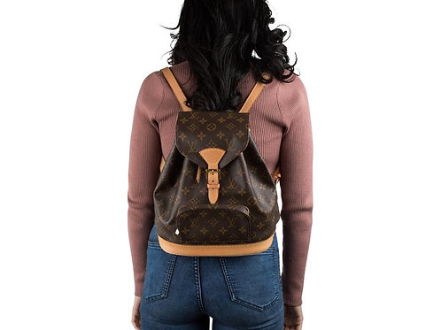 LV Montsouris MM  Backpack