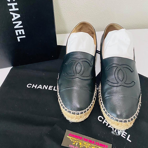 Chanel Espadilles Size 10